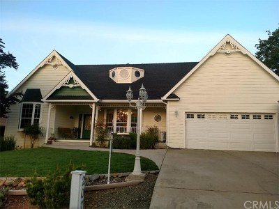 Hidden Valley Lake Single Family Home For Sale: 20780 Powder Horn Road