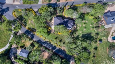 Kelseyville Single Family Home For Sale: 8380 Peninsula Drive