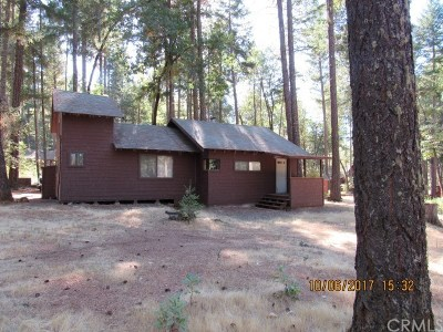 Upper Lake Single Family Home For Sale: 51 Bear Loop