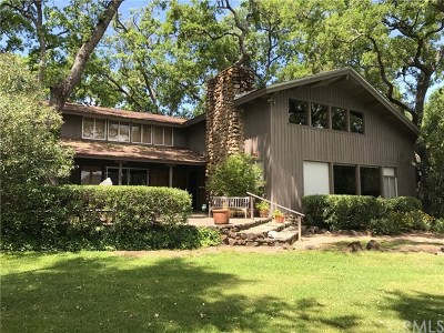 Kelseyville Single Family Home For Sale: 8278 Peninsula Drive