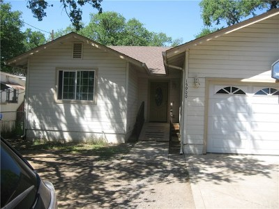 Clearlake Single Family Home For Sale: 15900 43rd Avenue