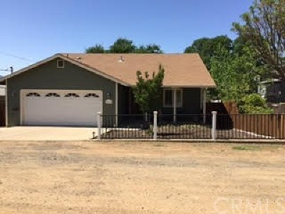 Clearlake Single Family Home For Sale: 4113 Fir Avenue