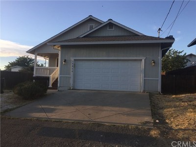 Clearlake Single Family Home Active Under Contract: 15964 38th Avenue
