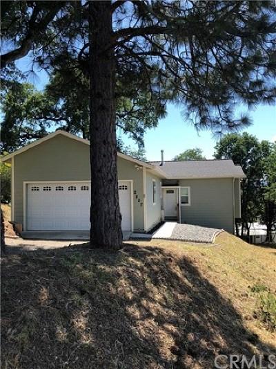 Nice Single Family Home For Sale: 2807 Merced Street