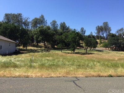 Hidden Valley Lake Residential Lots & Land For Sale: 20505 Powder Horn Road