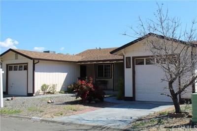 Clearlake Oaks Single Family Home For Sale: 13375 Ebbtide