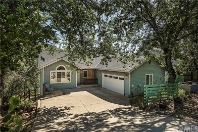 Hidden Valley Lake Single Family Home For Sale: 17629 Deer Hill Road