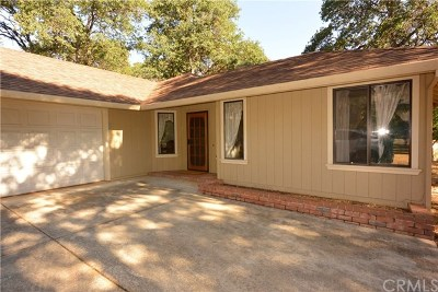 Kelseyville Single Family Home For Sale: 8160 Peninsula Drive