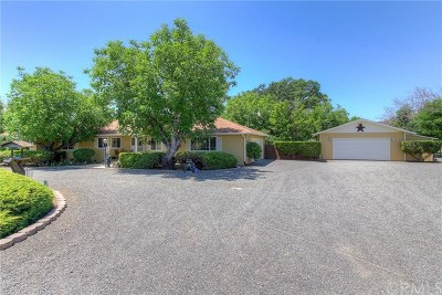 Clearlake Single Family Home Active Under Contract: 2895 Old Highway 53