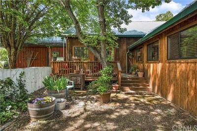 Finley Single Family Home For Sale: 1970 Big Valley Road