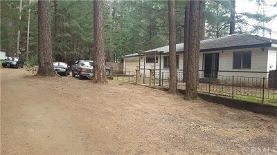 Kelseyville Single Family Home For Sale: 9626 Carrie Lane