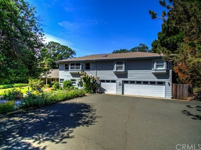 Kelseyville Single Family Home For Sale: 1695 Westlake Drive