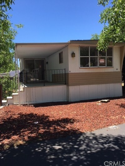 Lucerne Mobile Home For Sale: 5890 E. Hwy 20