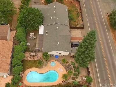 Kelseyville Single Family Home For Sale: 4655 Konocti Road