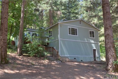Kelseyville Single Family Home For Sale: 9541 Hannah Drive S