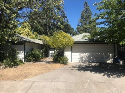 Lakeport Single Family Home For Sale: 2052 Giselman Street