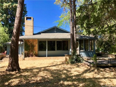 Lakeport CA Single Family Home For Sale: $410,000