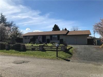 Kelseyville CA Single Family Home For Sale: $375,000