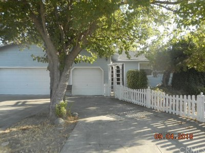 Clearlake Single Family Home For Sale: 13394 Anchor