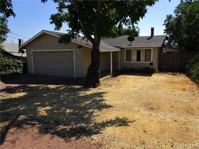 Lakeport CA Single Family Home For Sale: $237,500