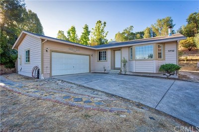 Kelseyville Single Family Home Active Under Contract: 5732 Lillian Drive
