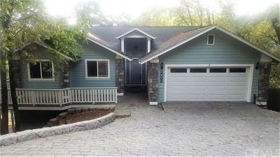 Kelseyville CA Single Family Home For Sale: $329,000