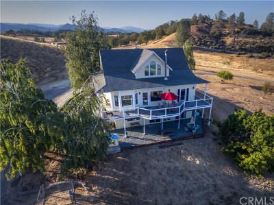 Kelseyville Single Family Home For Sale: 8720 Wight Way