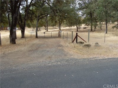 Lower Lake Residential Lots & Land For Sale: 11507 Candy Lane