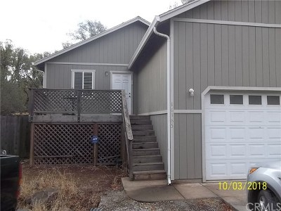 Clearlake Single Family Home For Sale: 16165 23rd Avenue