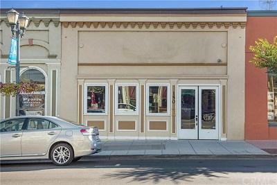 Lakeport Commercial For Sale: 150 N Main Street