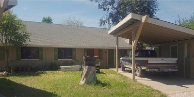 Hidden Valley Lake Multi Family Home For Sale: 19783 Oak Flat Road
