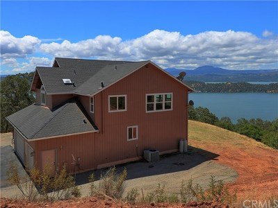 Clearlake Oaks Single Family Home For Sale: 11752 Konocti Drive