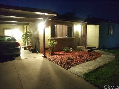 Visalia Single Family Home For Sale: 733 N Hall Street