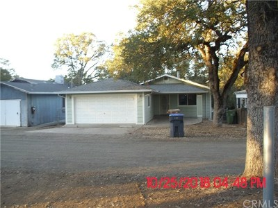Clearlake Single Family Home For Sale: 15916 33rd Avenue