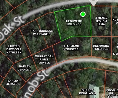 Nice Residential Lots & Land For Sale: 7022 Black Oak Street