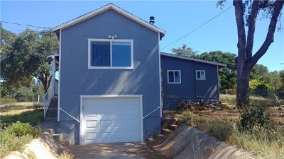 Clearlake Single Family Home Active Under Contract: 15240 Lakeview Avenue