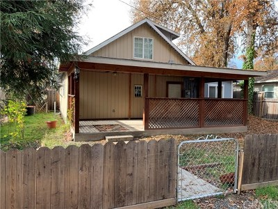 Upper Lake Single Family Home For Sale: 9747 League Street