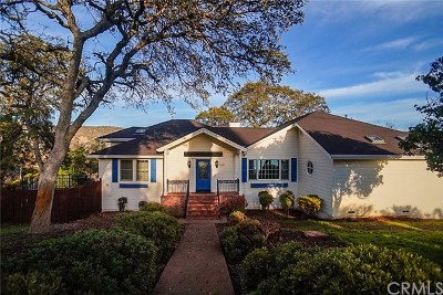 Single Family Home For Sale: 8380 Peninsula Drive