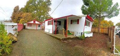 Clearlake Single Family Home For Sale: 3443 Emerson Street