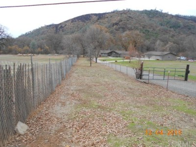 Clearlake Oaks Residential Lots & Land For Sale: 1943 New Long Valley Road