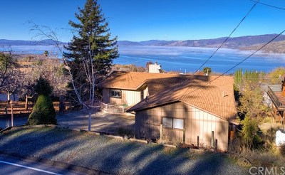 Kelseyville Single Family Home For Sale: 3243 Skyline Drive
