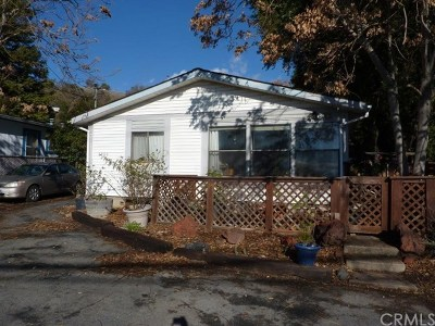 Lucerne Manufactured Home For Sale: 6800 Frontage Road