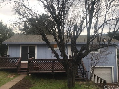 Kelseyville Single Family Home For Sale: 5365 Olympia Drive