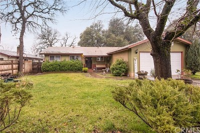 Clearlake Single Family Home For Sale: 6295 Ridgeview Drive