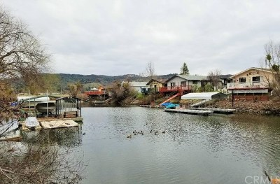 Clearlake Oaks Residential Lots & Land For Sale: 13373 Driftwood