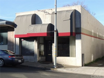 Lakeport Commercial For Sale: 150 3rd Street