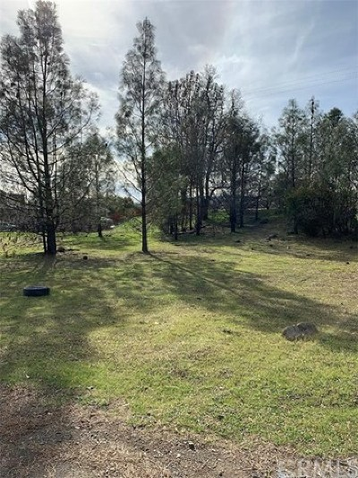 Clearlake Oaks Residential Lots & Land For Sale: 2936 Wolf Creek Road