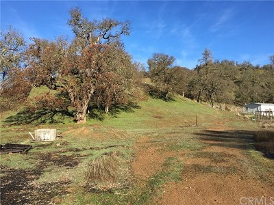 Clearlake Oaks Residential Lots & Land For Sale: 17237 Cache Creek Road