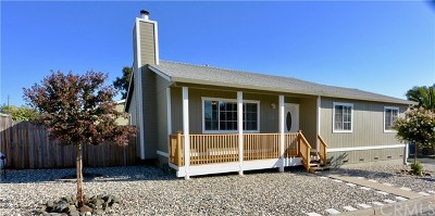 Lakeport CA Single Family Home For Sale: $295,000