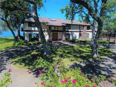 Kelseyville Single Family Home For Sale: 8266 Peninsula Drive